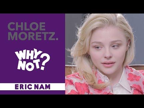 [와이낫] 클로이 모레츠를 만나다 l Chloe Moretz Interview in Seoul X Eric Nam