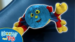 Woolly and Tig - Lessons from Woolly | TV Show for Kids | Toy Spider