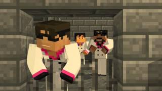 Fan Made Minecraft Animation : KLUB ICE!