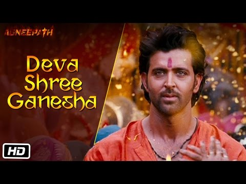 Deva Shree Ganesha - Official - Full song - Agneepath