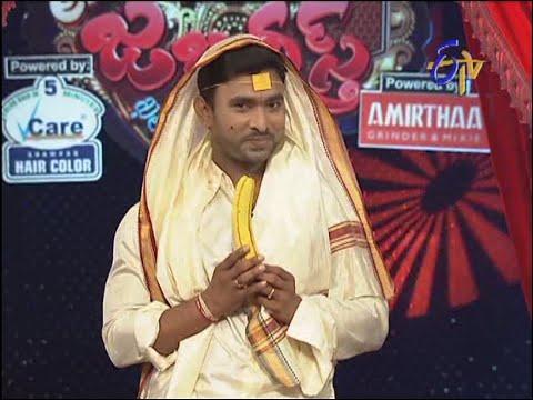 Extra Jabardasth - ఎక్స్ ట్రా జబర్దస్త్ -   Adhire Abhinay Performance on 24th October 2014