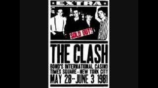 NEW YORK ,The Clash (vers original)