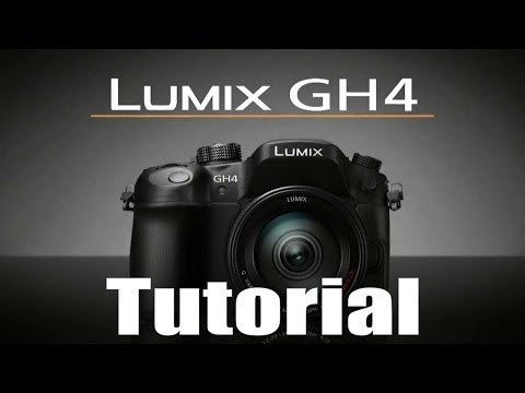 GH4 (and G7) Overview Training Tutorial