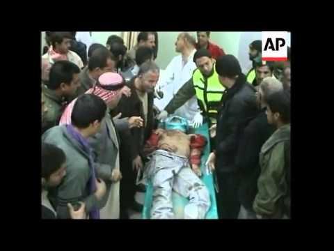 Israeli airstrike kills two Palestinian militants