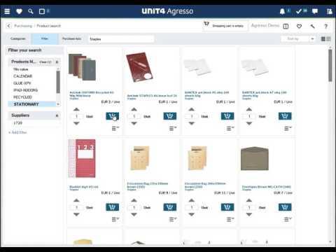 Unit4 Business World (Requisitions): Painless procurement