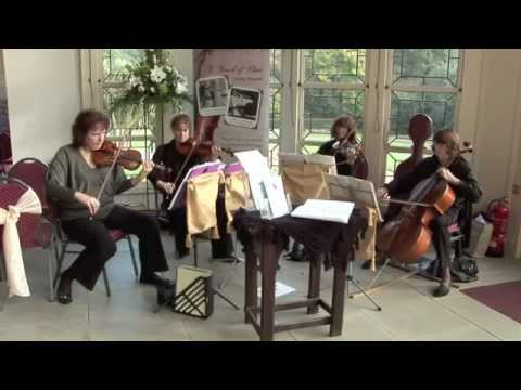 'a Touch Of Class' String Quartet  - Pachelbel Canon In D video