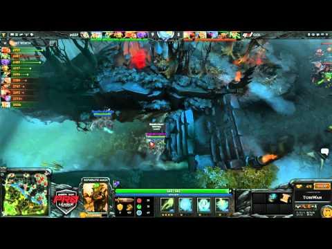 Meepwnd vs GameOnline Game 1  joinDOTA MLG Pro League Europe  TobiWanDOTA
