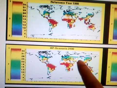 THe impact of Global warming on Malaria