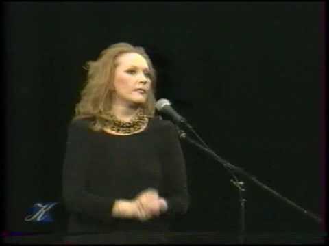 Алла Пугачева - Речь (МХАТ, 1997 г.)