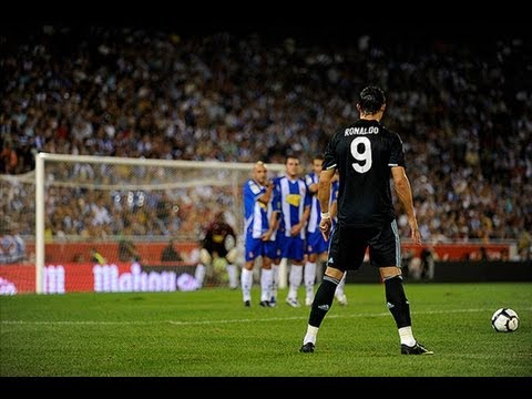 Cristiano Ronaldo - Best Freekicks