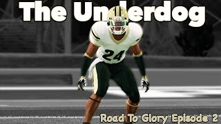 NCAA Football Road to Glory | Watching Game Film Solo | The Underdog Epi 2