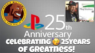 Celebrating 25 years of Greatness!