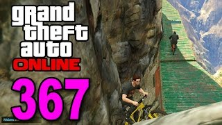 Grand Theft Auto 5 Multiplayer - Part 367 - Crazy Mountainbike Race! (GTA Online Gameplay)