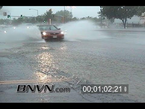 7/3/2006 Denver Colorado Flooding Video