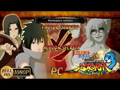 Sasuke And Itachi Vs Kabuto Storm 3 Pc sasuke & itachi vs sage