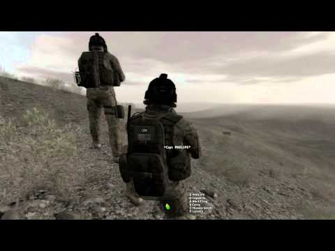 Arma 2: Combined Operations - O Vale - Parte 1/4