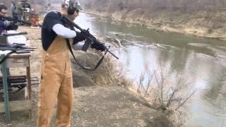 Colt AR15 River Shoot