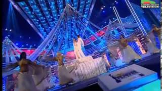 genelia and ritesh performance
