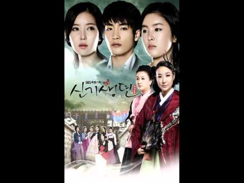 New Tales of Gisaeng OST _ 연정가 - Kim Shin Ah
