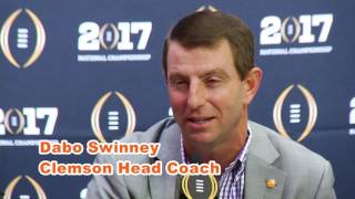 Paul Ryan Gerke tackles College Football Playoff National Championship Media Day