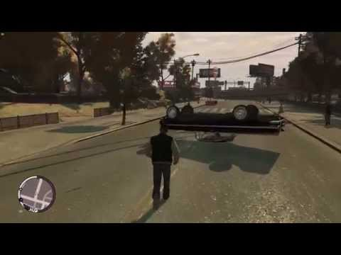 GTA 4 Mods: Carmageddon 2 the second wave