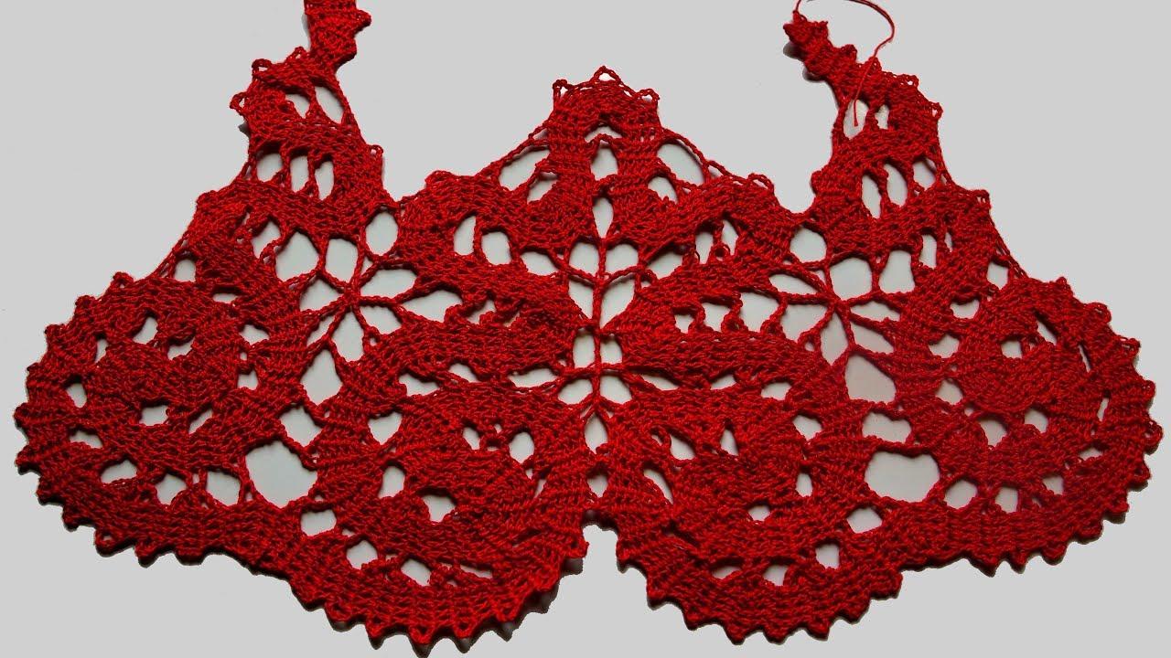 Вязание крючком. Схемы вязания 18