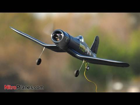 American F4U Corsair Vs Japanese Zero Fighter (RC Airplanes' Spectacular Air Collision)