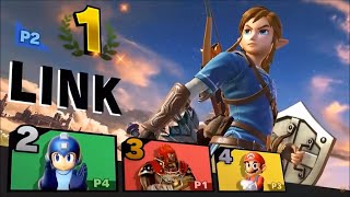Super Smash Bros. Ultimate - All Victory Screens