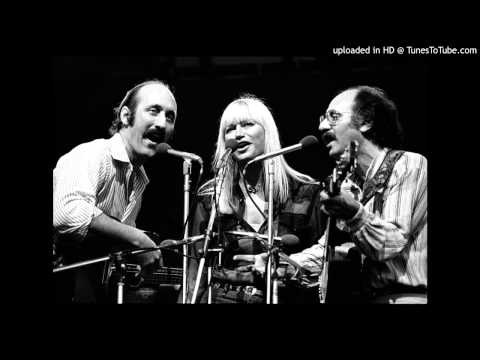 Leaving on a Jet Plane-PETER PAUL n MARY