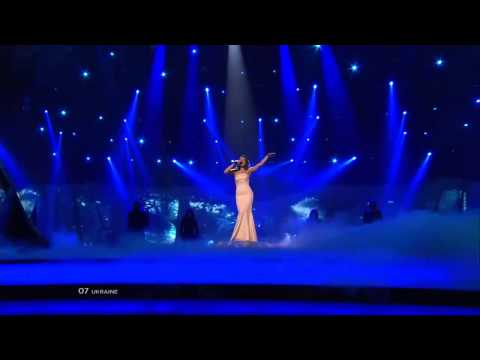 Eurovision 2013 Ukraine Zlata Ognevich - Gravity LIVE AT FIRST SEMI-FINAL Злата Огневич