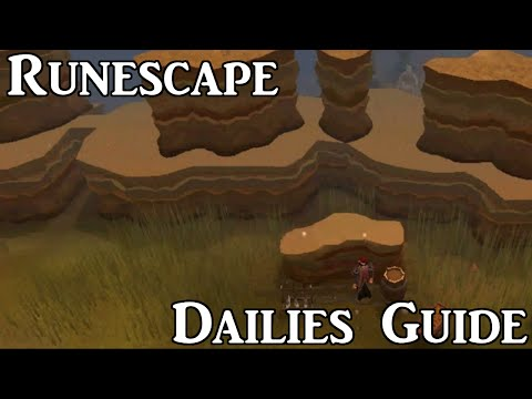 Runescape Money Making: 4m/Hr Daily Guide – Part 1