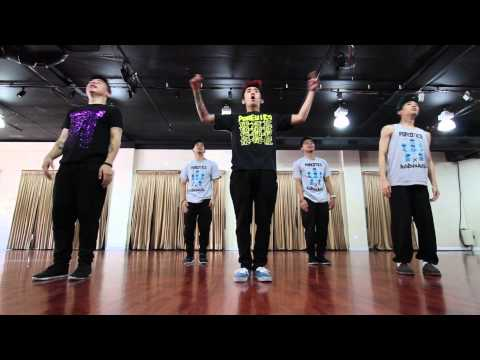 Poreotics - Trap Mashup Choreography (dumbo Poreotics) video