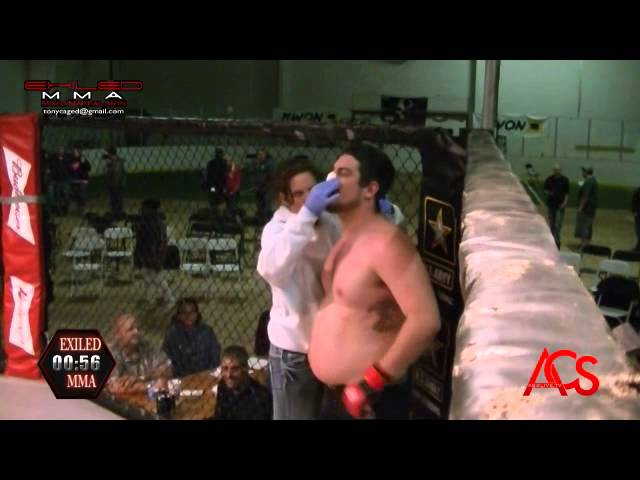 EXILED MMA and ACSLive.TV PRESENTS Ray Hernandez Vs Will Isabell
