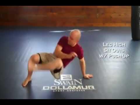 33 одиночных упражнения для грэпплинга