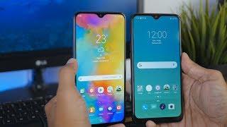 Realme 3 VS Samsung M20 - Mana yang Terbaik?