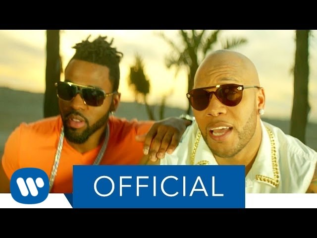 Flo Rida - Hello Friday (feat. Jason Derulo) (Official Video)