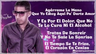 Darte Amor - Pusho Ft. Randy (Original) (Video Lyric) REGGAETON 2015