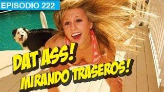 Descubierto Mirando Traseros! l whatdafaqshow.com