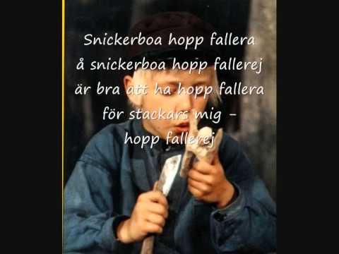 Astrid Lindgren - Du Kare Lille Snickerbo