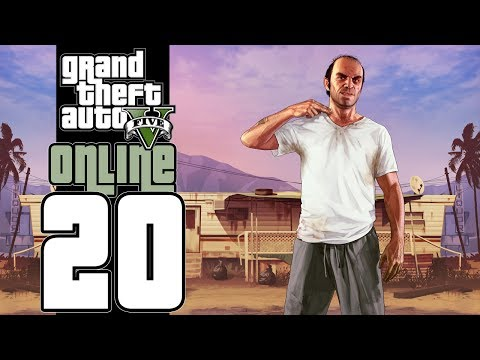 Let's Play GTA V Online (GTA 5) – EP20 – All Free Roam