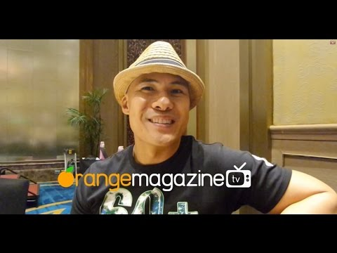 Rovilson Fernandez Talks About Melanie Chisholm