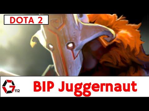 Dota 2 BIP - Juggernaut
