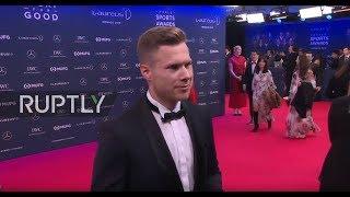 LIVE: Monaco hosts Laureus World Sports Awards 2019: red carpet