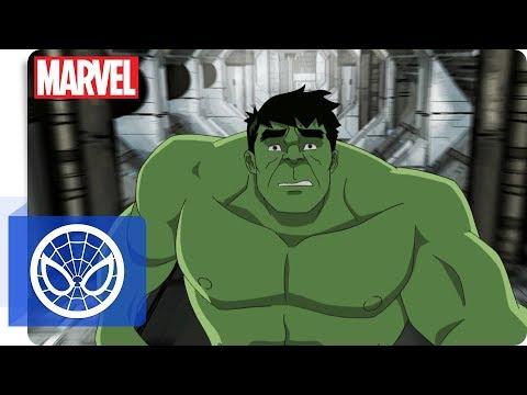 Der ultimative Spider-Man - Der unglaubliche Spider-Hulk   Marvel HQ Deutschland