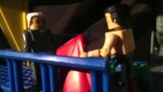 the superman chronicles ep 7 batman v superman dawn of justice minimates stopmotion lego video