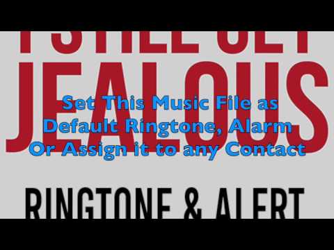 Nick Jonas - I Still Get Jealous Ringtone and Alert.