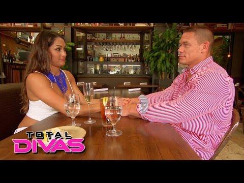 John Cena apologizes to Nikki Bella: Total Divas, Oct. 12, 2014