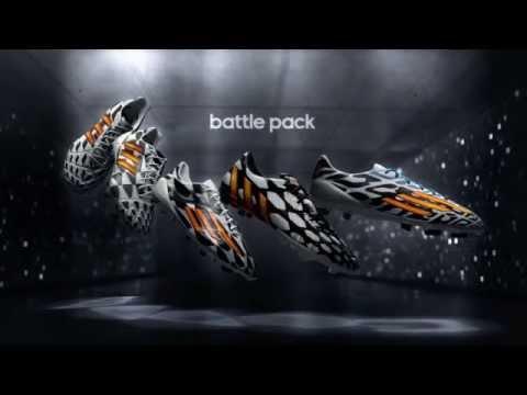 adidas Battle Pack - World Cup Football Boots