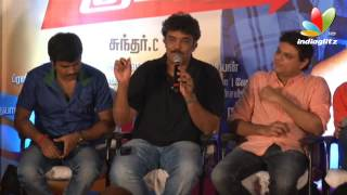 Billa 2 - Why is Theeya Velai Seiyyanum Kumaru ?? | Team Interacts with Press | Siddarth, Hansika, Sundar C