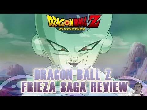 Dragon Ball Z - Frieza Arc Review